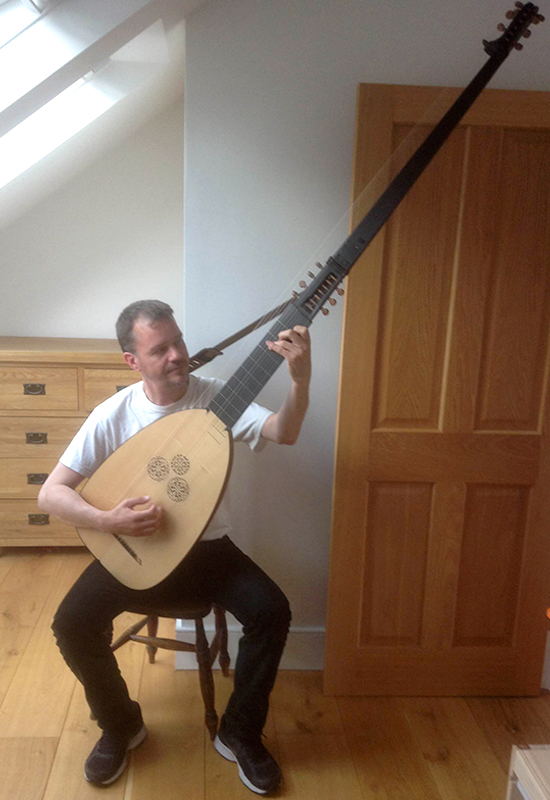 A Theorbo
